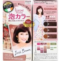 Jual Liese Prettia Bubble Hair Color - Irish Brown Murah