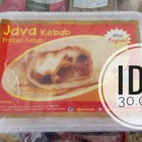 Jual JAVA KEBAB MINI FROZEN RASA ORIGINAL Murah