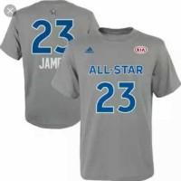 T shirt/ Shirt/ Kaos pria sablon NBA ALL STAR