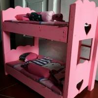 Jual Tempat tidur barbie Murah