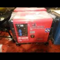 GENSET MAXTRON diesel 5000 watt