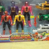 power rangers super megaforce/kaizoku sentai gokaiger