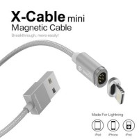 Jual WSKEN X-Cable Mini Magnetic Lightning USB Murah
