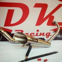 Kenalpot Racing Suzuki Satria F150 Jardine Gp1 High Peforma