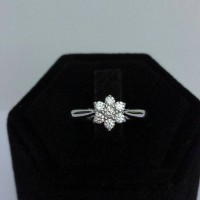 Cincin Berlian Eropa ( Ada logo frank n co ) SOLD THANKS