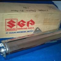 Silencer / Body Muffler Suzuki Satria FU 150 2009-2012 Asli SGP