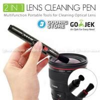 Godric Pena Pembersih Lensa Kamera Cleaning Lens 2 in 1 Pen