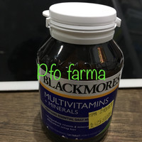 Jual blackmores multivitamin plus mineral Murah