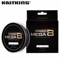 KastKing Senar Pancing Braided Wire 0.14mm - Hitam - 274 Meter