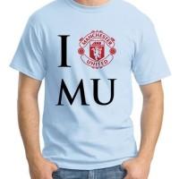 Kaos Oblong Manchester United 05 # Tshirt - Baju Distro Bola