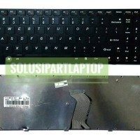 KEYBOARD LENOVO G580 G585 V580 V585 Z585 Z580 BLACK