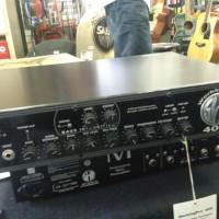 Pri amp bass swr working pro 400