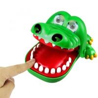 Jual Permainan Gigi Buaya Crocodile Dentist Finger Bite Running Man Games Murah