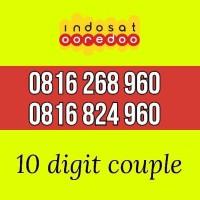 harga Perdana Nomor Pasangan Couple Kopel Indosat Im3 Mentari 10digit 960 Tokopedia.com