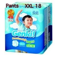 Nepia Genki Pants XXL18 / XXL 18