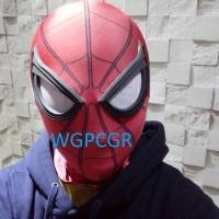 Jual Kostum Topeng Spiderman Homecoming Marvel Murah