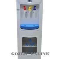 Sanex D-302 Water Dispenser 3 keran (Hot, Normal & Cold)