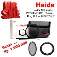 Haida Filter Holder 100 Series Promo Paket Komplit