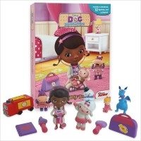 My Busy Book Disney Doc McStuffins includes a Storybook, 12 Disney Fig