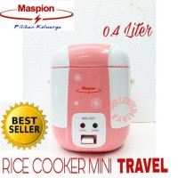 RICE COOKER MINI TRAVEL MASPION MRJ 051