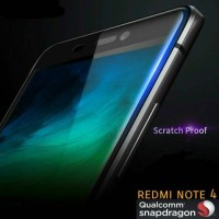 Tempered Glass Redmi Note 4 / 4X PRO GLOBAL SNAPDRAGON FULL LAYAR 3D