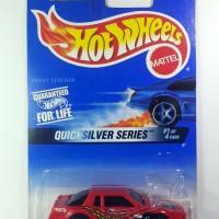 Hot Wheels Chevy Stocker Merah - Quicksilver Series