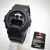 JAM TANGAN G-SHOCK DW 6900 FULL BLACK/ G-SHOCK MURAH/ GSHOCK DIGITAL