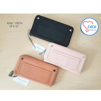 Dompet Charles and Keith Wallet CK (CK274) Import China Original