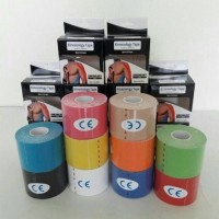 Jual ORIGINAL Kinesio tape/Kinesiology tape for sport & theraphy Murah