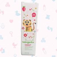 Pasta Gigi Anak Babyganics Fluoride Free Toothpaste