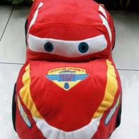 Boneka Karakter Replika Mobil Cars Merah Keren Mainan Anak Cowok