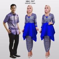 Jual BATIK SARIMBIT GAMIS, BATIK COUPLE MODERN, Batik Gamis Couple BATWING Murah