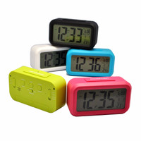tangan pertama Jam Meja Pintar / Digital Desktop Smart Clock - JP9901