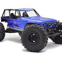 Axial Jeep® Wrangler Wraith-Poison Spyder Rock Racer 1/10th