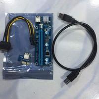 PCIE Riser VGA USB3.0 x1 to x16