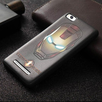Xiaomi mi4i mi4c mi5 soft case back cover casing hp SILIKON SUPERHERO