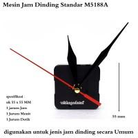 Mesin jam dinding standar M5188A