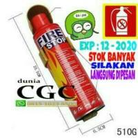Alat Pemadam Api Mini APAR Fire Stop Mobil 500ml Promo + Braket