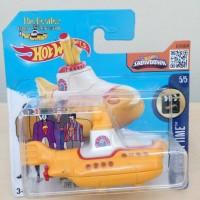 Jual Beatles Yellow Submarine (1/64) - Hot Wheels (US/short card) Murah