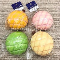 Jual melon pan bread Squishy by Cafe De N (Squishy Roti Melon Jepang ORI) Murah