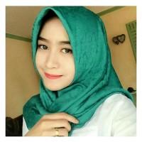 jilbab segi empat jaguar silk/sumor silk/hijab style