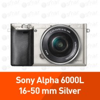 Sony Alpha A6000 Kit 16-50mm OSS - Silver