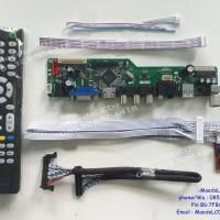 Universal LED / LCD TV Controller Board Full HD 51pin