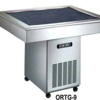 GEA GRANITE TOP FREZZER ORTG-9/COOLER PENDINGIN/GARANSI RESMI GEA