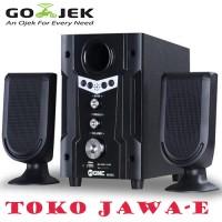 harga Speaker Aktiv Gmc 88d2 Murah Suara Oke Tokopedia.com