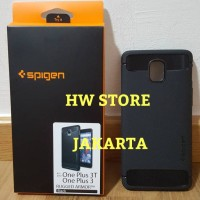 Original Spigen Rugged Armor Oneplus 3 / One Plus 3