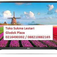 "LED TV LG 32"" type 32LJ500 (USB Movie & Siaran Digital)"