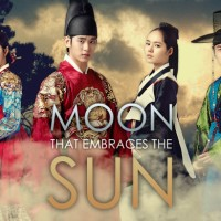 The Moon That Embraces The Sun OST (CD+DVD Special Edition)