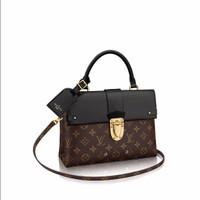 Louis Vuitton Monogram Canvas One Handle Bag