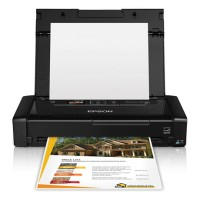 EPSON WF100 PORTABLE / wf-100 MOBILE PRINTER